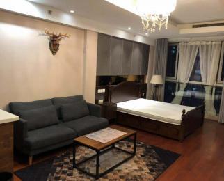 新街口 珠江路 市中心高端酒店式公寓 凯润金城 豪华装修