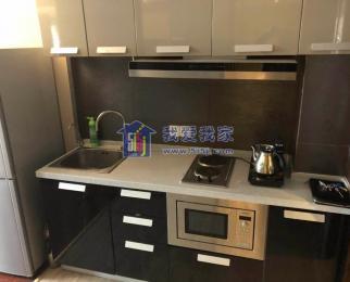 1号线 珠江路地铁口 凯润金城 精装修单室套 单身公寓 急租
