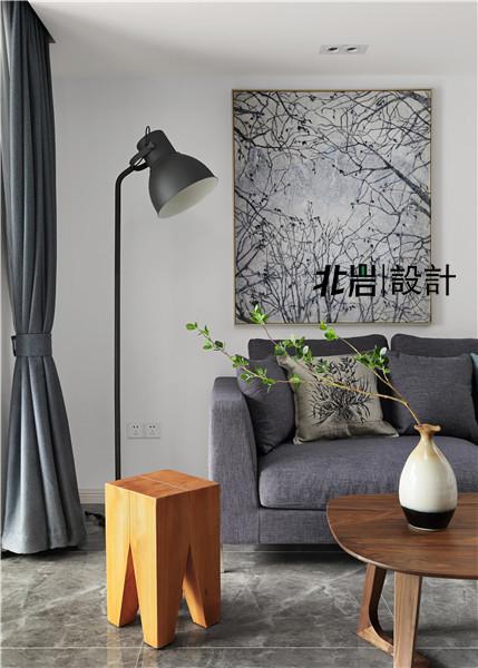 影 现代|跃层住宅|北岩设计-365家居宝商城