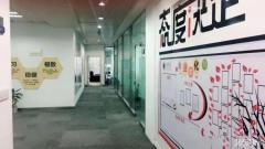 新街口 张府园 福鑫国际大厦 精装纯写 可注册 户型正 看