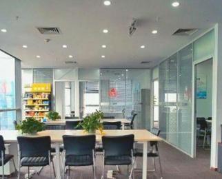 张府园地铁口 福鑫国际大厦 办公精装 甲级写字楼 可随时
