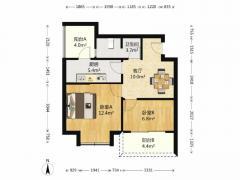 国际公寓 北小分校 楼下就是 旁边景枫 业主换房诚售