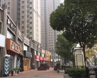 鼓楼 凤凰西街 中海凤凰熙岸沿街旺铺 上下两层 门头宽6米