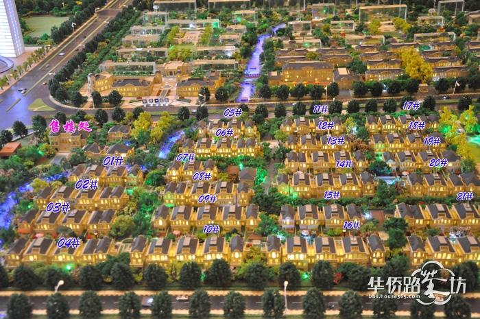 城中法墅景天誉在连开连热销后,预计5月底或6月加推新房源,面积为200�O、220�O