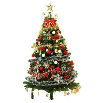 1.5米圣诞树套装