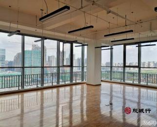 绿地之窗精装修选配家具东南朝向面积150平 南站出口