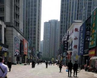 集庆门地铁口 河西万达广场 临街商铺 220平 随时可看
