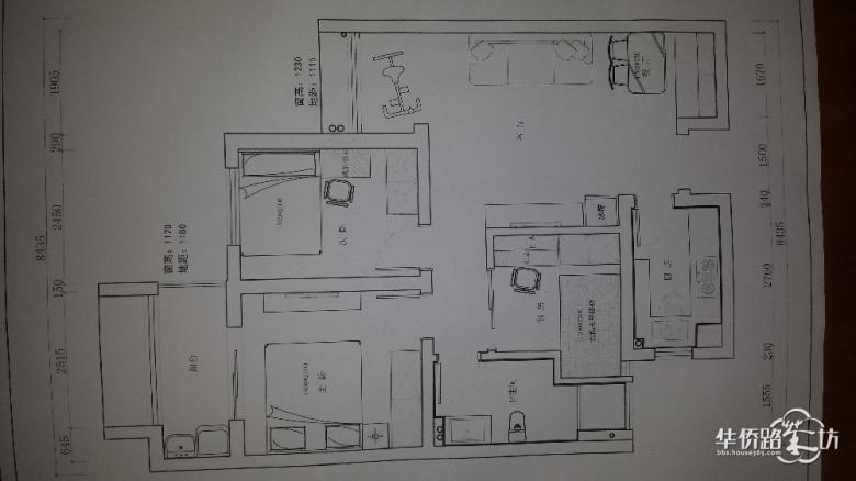 楼房瓷砖灶台步骤图