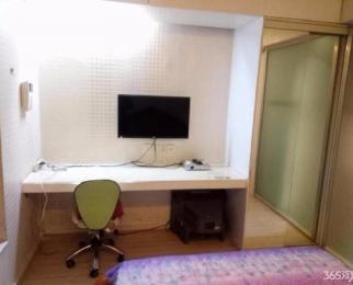 珠江路 木马公寓 恒基公寓 君临国际 精装单室套 拎包入住