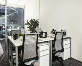河西奥体CBD 5A级写字楼 豪华装修办公室 租期灵活
