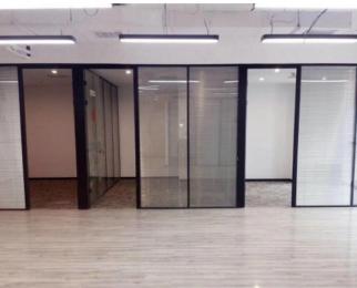 河西万达广场 5A纯写 精装修 办公家具全 正对电梯口 随时