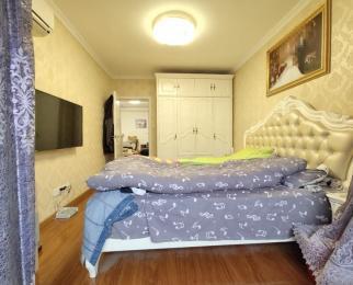 急租 上海路 省中医院旁 精装两室套 南北通透 领包入住