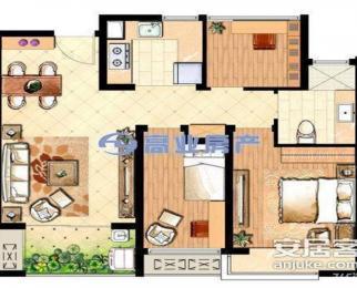 朗诗未来街区 业主急售 房型好送面积 得房率高 主要是总价低