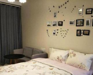 奥体长发都市蓝瑟公寓 精装单身公寓 实堪照片和价格 超值