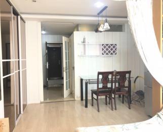 三山街 精装修单身公寓 设施齐全 拎包入住 物业管理好 安
