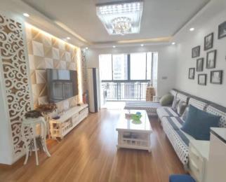 拎包入住 业主已看好房子 房子急售 精装两房 得房率高 实小本部