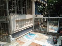 地铁口南方花园B组团精装单室套带大院子全新出新租客需爱干净
