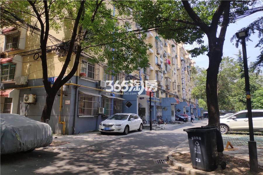 鼓楼区龙江清河新寓二村61.56㎡精装2室1厅