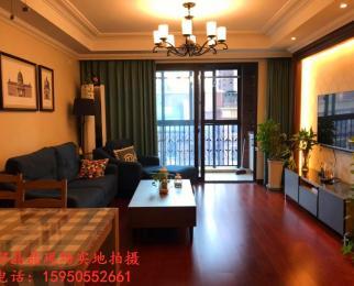 金地洋房 有电梯 采光好 美式风格 首次出租 房东人好