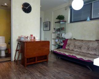 珠江路 新街口 木马公寓 越时空 精装小两房 可月付 可短