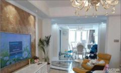 明发滨江新城 三房二厅二卫 精装修板房 家电全留 满五年价格可谈