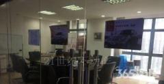 河西CBD 中泰国际 双地铁 全套家具 办公精装临嘉业紫金宋