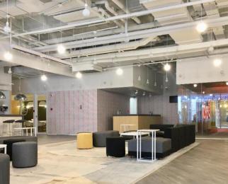 新地中心 soho联合办公 2个工位起租
