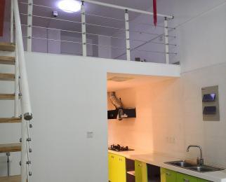 协众雅居 一室一厅一卫 地铁口 精装修 拎包入住