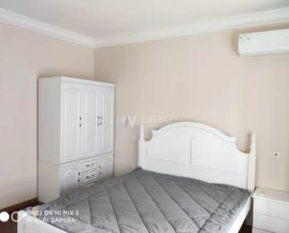 仙林湖 万科金色领域 精装修三房 家电家具齐全 拎包入住