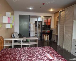 集庆路仙鹤街精装单室套拎包入住看房随时免费带看