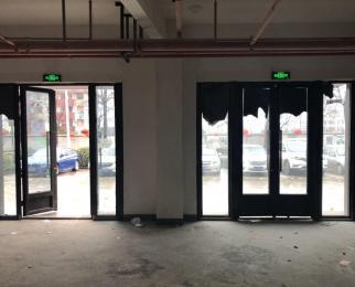 国熙台双开门 沿街商铺 长江隧道口 工业大学地铁站旁 年