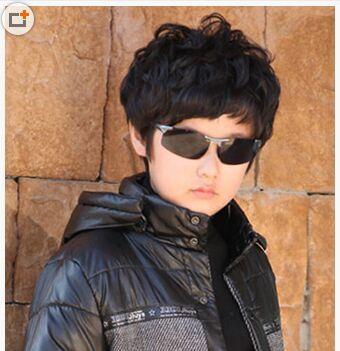 小学男生最新发型 时尚帅气点亮9月开学季