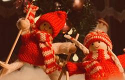本周日圣诞亲子DIY等你来!