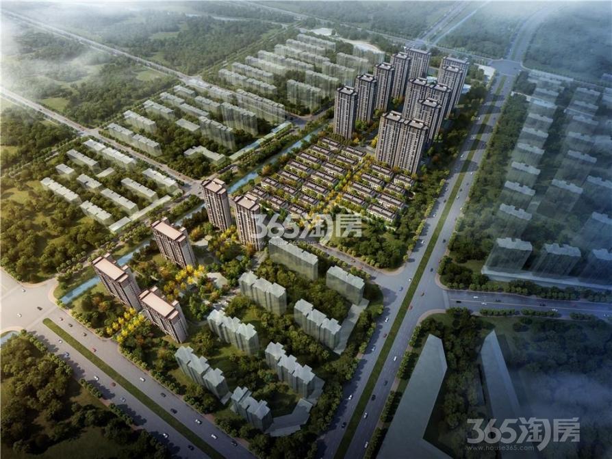 长江熙岸孔雀城2室2厅1卫76平方米78万元