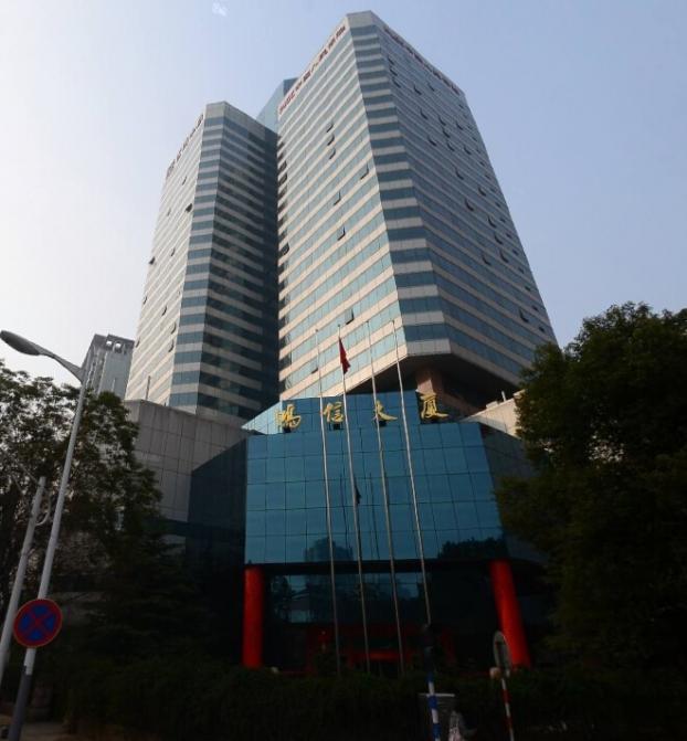 秦淮区新街口鸿信大厦750.00�O精装0室0厅