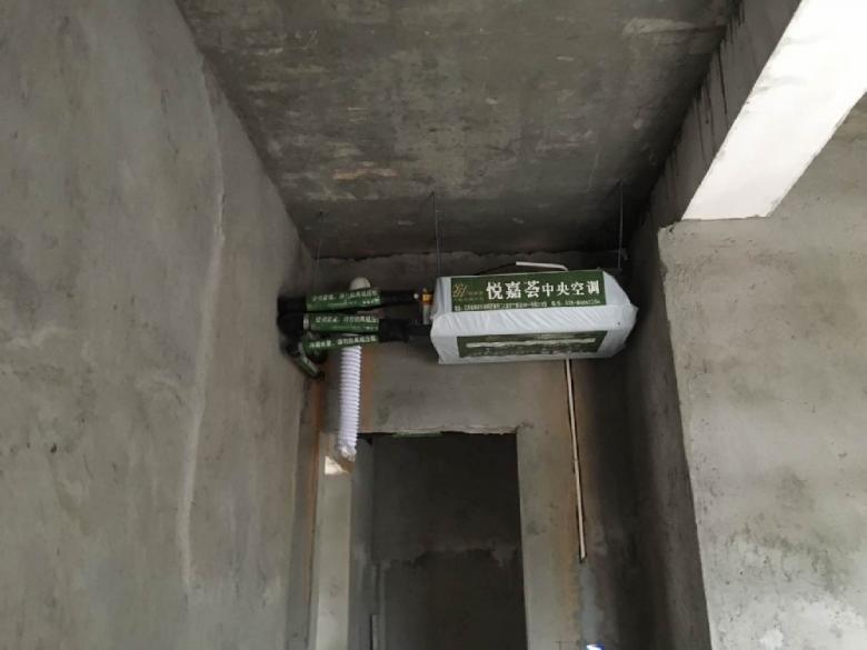 【悦嘉荟冷暖】长发诸公 约克水系统空调+地暖二联供施工日志:
