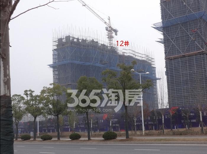 新城香悦澜山3室2厅2卫123平米2016年产权房毛坯