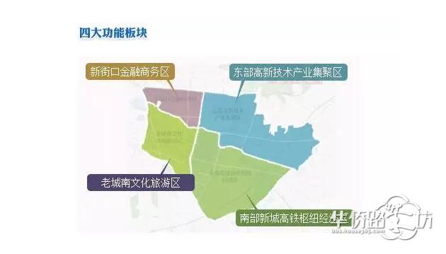 南京逼格最高的大会再次印证,这个区域最有前途!你猜得到是哪个不??