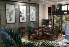 龙海骏景 一楼带大院子 豪华装修 上下两层 地下室棋牌室小影院
