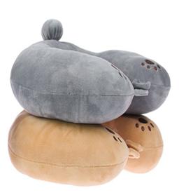 北极绒卡通U型枕