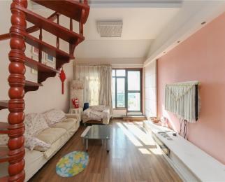 翠屏国际城水杉 精装三房 设施齐全 拎包住 带大露台 看房