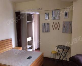 托乐嘉单身公寓 精装单室套 采光好 临地铁 拎包住 方便看