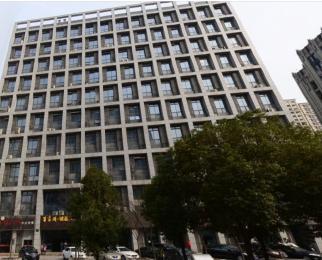 诚基大厦120平米整租精装办公格局
