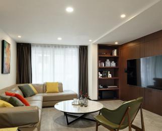 仁恒G53 新挂精装两房 带地暖 家电齐全 看房方便 小区新