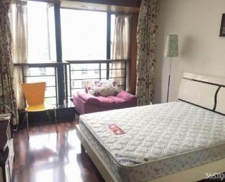 新街口 珠江路地铁口 广州路 君临国际 朝南精装单身公寓