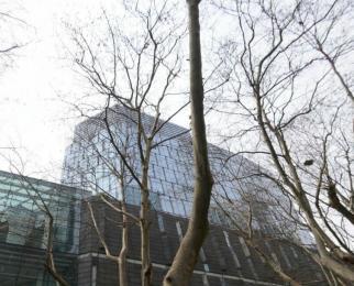鼓楼地铁口 地标建筑 紫峰大厦 <font color=red>翠峰大厦</font> 正对电梯口