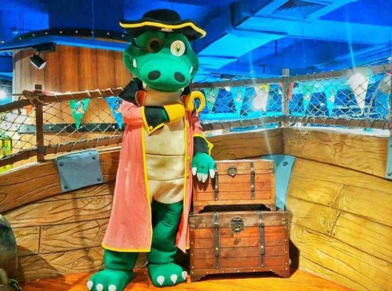 悠游堂海盗主题乐园超值预售票卡优惠来袭啦!快带宝贝开始奇幻探险之旅吧!