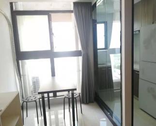 万汇城精装品质单身公寓 临近地铁十号线明发新城中心旁近