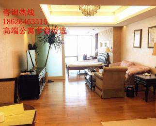 怡景公寓 南京国际广场 威斯汀酒店对面 湖景高端公寓 管