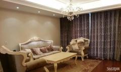 万科蓝湾 豪华大四房 品质住宅 干净整洁 寻素质租客 诚心
